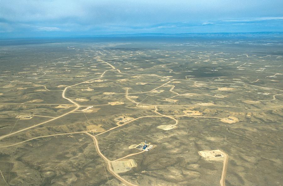Keeping an eye on fracking